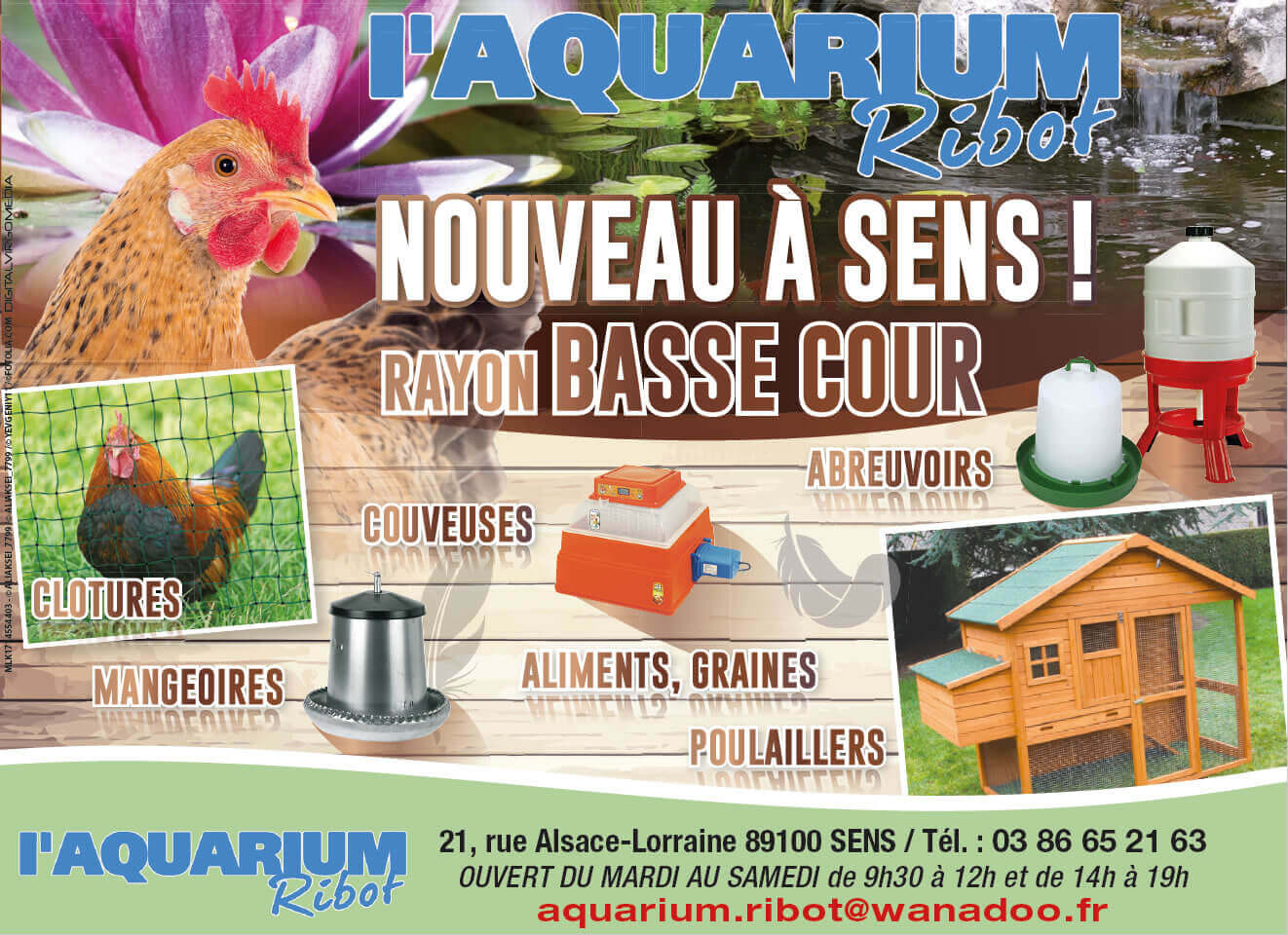 Rayon basse cour